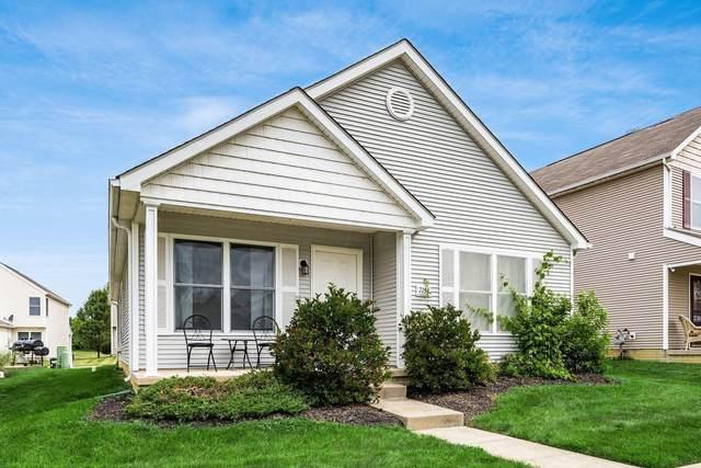 7156 Reynolds Crossing Drive, Reynoldsburg, OH 43068 (MLS #221023695) :: Signature Real Estate