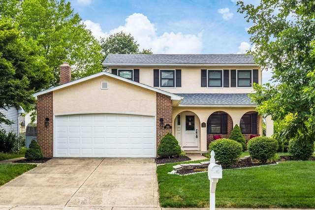5955 Lisa Street, Columbus, OH 43231 (MLS #221023726) :: Berkshire Hathaway HomeServices Crager Tobin Real Estate