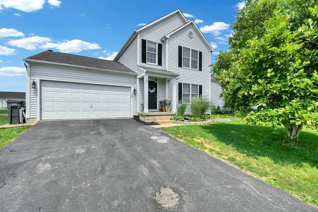 1537 Mallard Circle E, Newark, OH 43055 (MLS #221023756) :: Berkshire Hathaway HomeServices Crager Tobin Real Estate