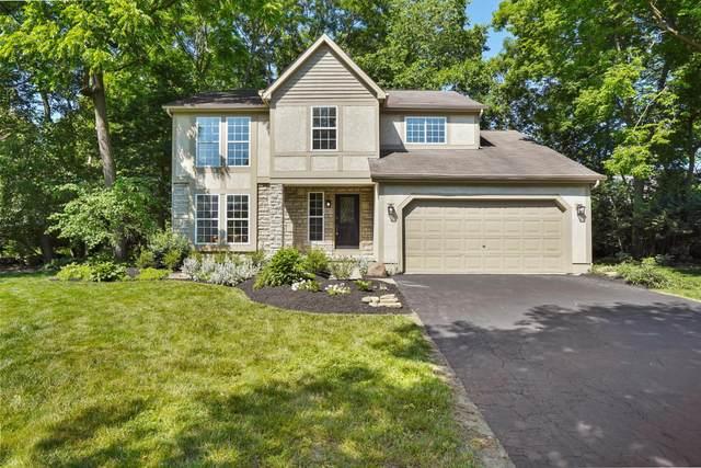 5823 Birch Bark Court, Grove City, OH 43123 (MLS #221023805) :: Berkshire Hathaway HomeServices Crager Tobin Real Estate