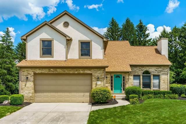852 Watten Lane, Westerville, OH 43081 (MLS #221023810) :: Signature Real Estate