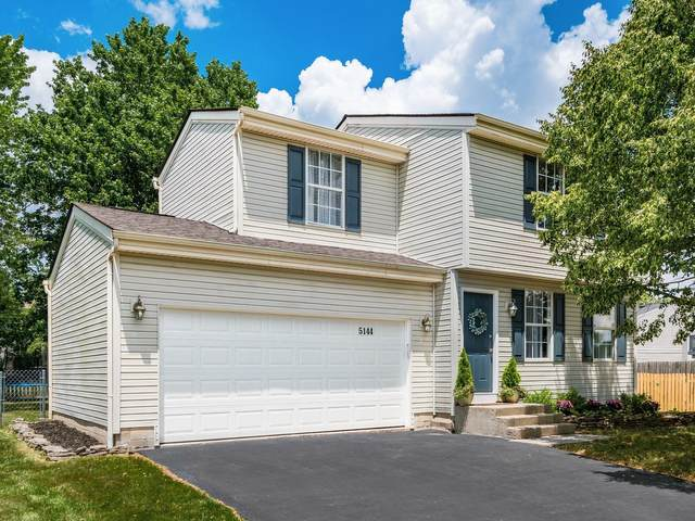 5144 Frisco Drive, Hilliard, OH 43026 (MLS #221023825) :: 3 Degrees Realty