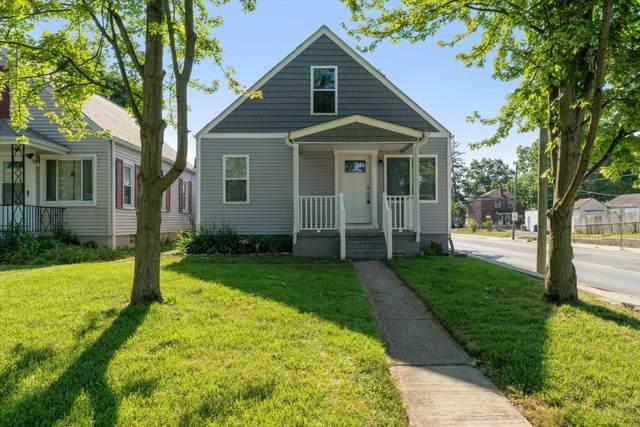 746 S Ogden Avenue, Columbus, OH 43204 (MLS #221023884) :: Berkshire Hathaway HomeServices Crager Tobin Real Estate