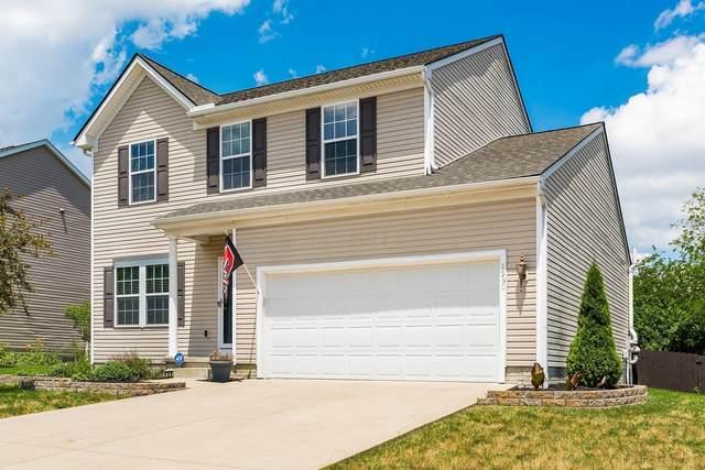 1560 Sapphire Drive, Grove City, OH 43123 (MLS #221023887) :: Sam Miller Team