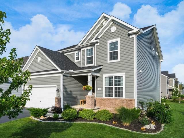 121 Fescue Road, Sunbury, OH 43074 (MLS #221023899) :: Signature Real Estate