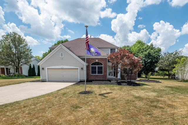 7251 Snowberry Lane, Canal Winchester, OH 43110 (MLS #221023903) :: Berkshire Hathaway HomeServices Crager Tobin Real Estate