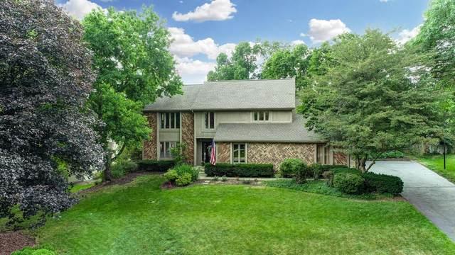 731 Gatehouse Lane, Columbus, OH 43235 (MLS #221023907) :: Berkshire Hathaway HomeServices Crager Tobin Real Estate