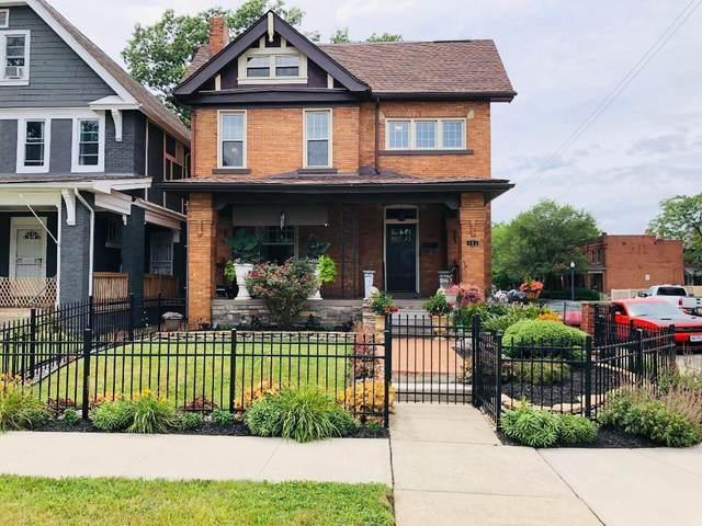 463 Wilson Avenue, Columbus, OH 43205 (MLS #221023973) :: Signature Real Estate