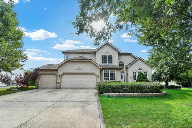 3274 Walkerview Drive, Hilliard, OH 43026 (MLS #221023995) :: Signature Real Estate