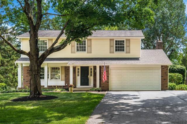 907 Highview Drive, Columbus, OH 43235 (MLS #221024006) :: 3 Degrees Realty