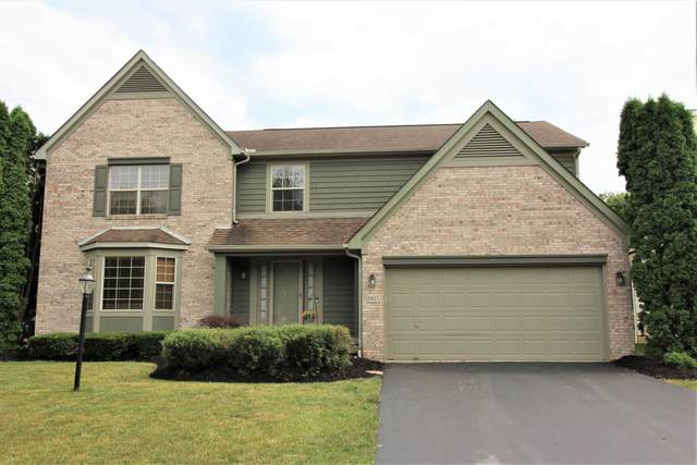 3811 Delwood Drive, Powell, OH 43065 (MLS #221024025) :: Berkshire Hathaway HomeServices Crager Tobin Real Estate
