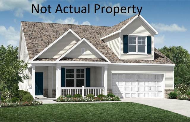 310 Mannaseh Drive W, Granville, OH 43023 (MLS #221024160) :: Signature Real Estate