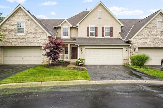7330 Deer Valley Crossing, Powell, OH 43065 (MLS #221024179) :: Berkshire Hathaway HomeServices Crager Tobin Real Estate