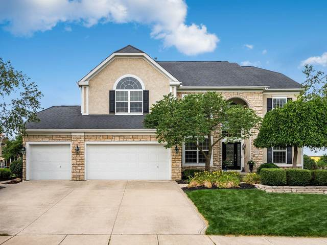 5107 Silver Woods Lane, Dublin, OH 43016 (MLS #221024213) :: Exp Realty
