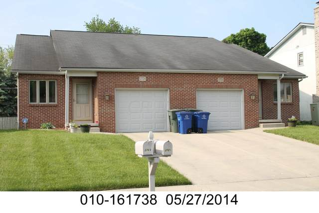 2721-2723 Blossom Avenue, Columbus, OH 43231 (MLS #221024219) :: Berkshire Hathaway HomeServices Crager Tobin Real Estate