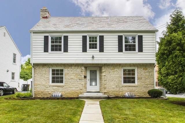 35 S Roosevelt Avenue, Bexley, OH 43209 (MLS #221024283) :: The Holden Agency