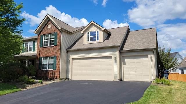 5582 Jennybrook Lane, Hilliard, OH 43026 (MLS #221024340) :: Berkshire Hathaway HomeServices Crager Tobin Real Estate