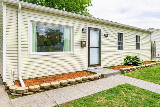 2756 Dolby Drive, Columbus, OH 43207 (MLS #221024341) :: Berkshire Hathaway HomeServices Crager Tobin Real Estate