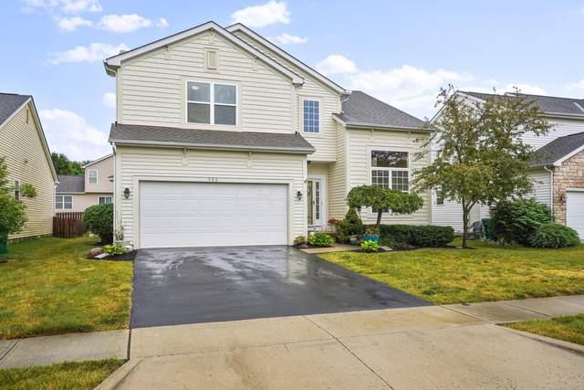 986 Preble Drive, Blacklick, OH 43004 (MLS #221024407) :: Signature Real Estate