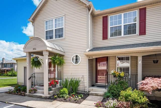 1854 Ridgebury Drive 48B, Hilliard, OH 43026 (MLS #221024460) :: Sam Miller Team