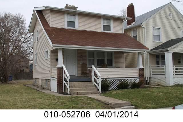 1128 E 16th Avenue, Columbus, OH 43211 (MLS #221024507) :: The Raines Group