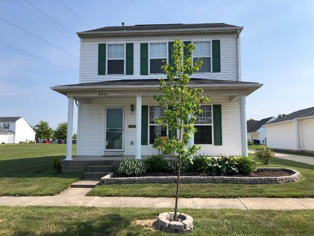 4435 Resaca Drive, Grove City, OH 43123 (MLS #221024525) :: Berkshire Hathaway HomeServices Crager Tobin Real Estate