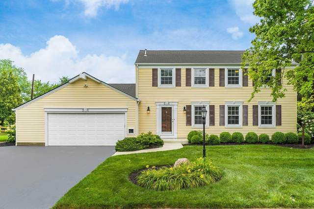 56 Kennebec Place W, Westerville, OH 43081 (MLS #221024530) :: Signature Real Estate
