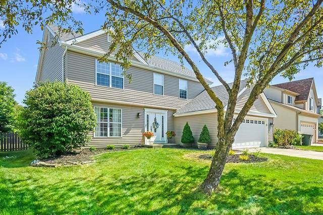 4500 Big Walnutview Drive, Columbus, OH 43230 (MLS #221024583) :: Berkshire Hathaway HomeServices Crager Tobin Real Estate