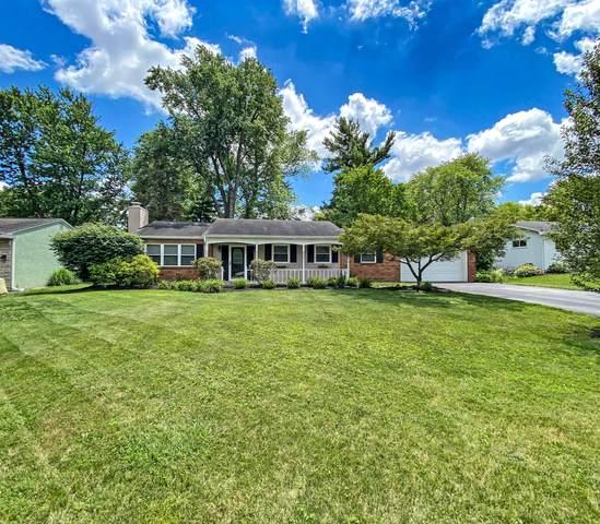 1035 Larkstone Drive, Columbus, OH 43235 (MLS #221024642) :: Signature Real Estate