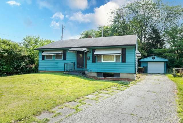 1630 Coburg Road, Columbus, OH 43227 (MLS #221024675) :: Signature Real Estate