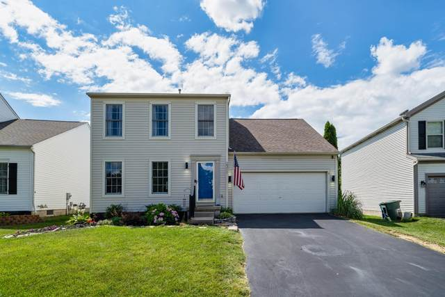 2311 Yagger Bay Drive, Hilliard, OH 43026 (MLS #221024698) :: 3 Degrees Realty