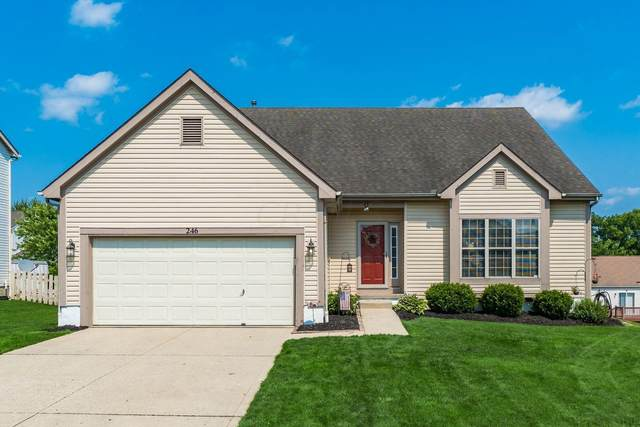 246 Oxford Drive SW, Pataskala, OH 43062 (MLS #221024704) :: The Holden Agency