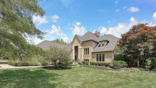 8494 Stonechat Loop, Dublin, OH 43017 (MLS #221024739) :: The Raines Group