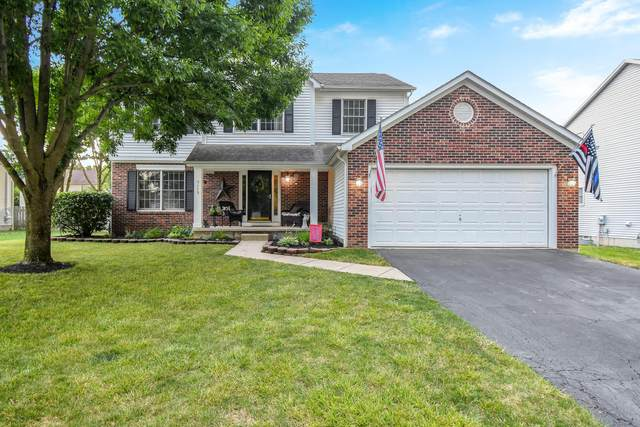 5115 Peach Canyon Drive, Canal Winchester, OH 43110 (MLS #221024766) :: Sam Miller Team