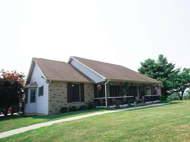 3377 West Point Road SE, Lancaster, OH 43130 (MLS #221024767) :: Signature Real Estate