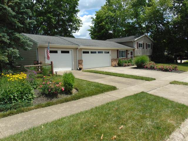 8574 Seabright Drive, Powell, OH 43065 (MLS #221024771) :: The Raines Group