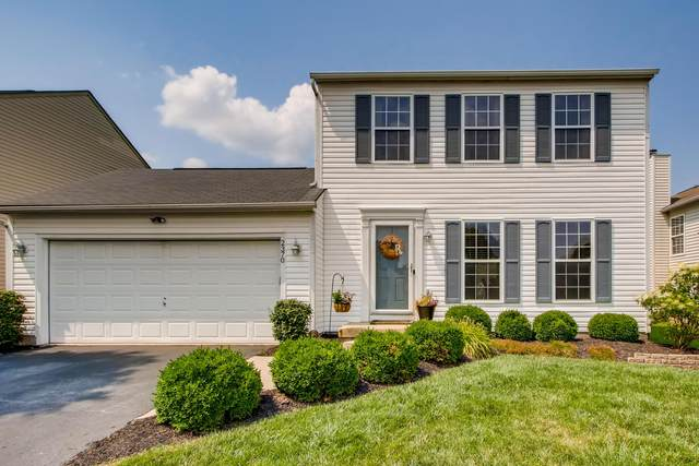 2370 Shelby Lane, Hilliard, OH 43026 (MLS #221024788) :: 3 Degrees Realty
