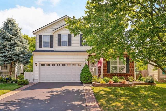 3292 Andrew James Drive, Hilliard, OH 43026 (MLS #221024799) :: Berkshire Hathaway HomeServices Crager Tobin Real Estate