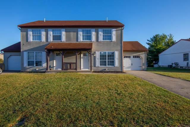 6402-6404 Birchview Drive N, Reynoldsburg, OH 43068 (MLS #221024819) :: Berkshire Hathaway HomeServices Crager Tobin Real Estate