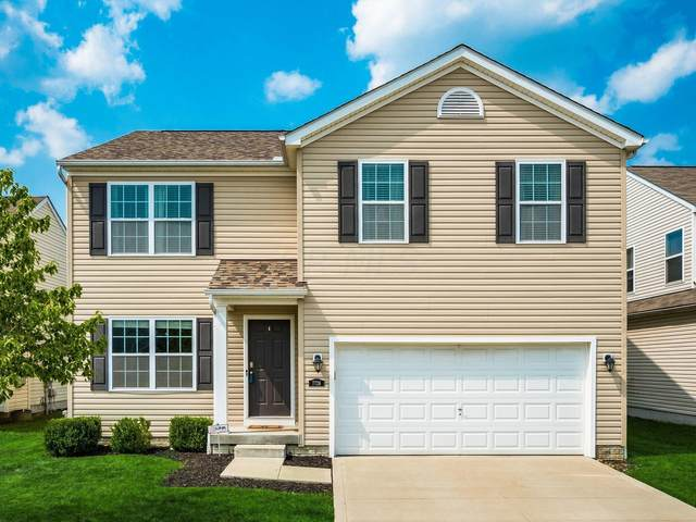 7726 Coppershell Street, Blacklick, OH 43004 (MLS #221024829) :: Signature Real Estate