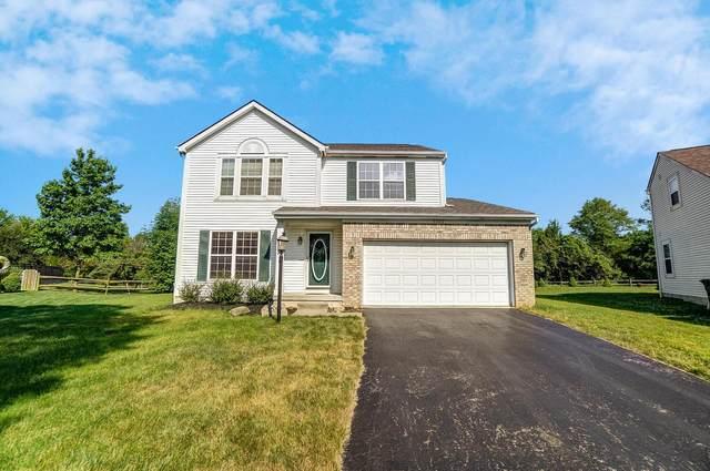 5552 Covington Meadows Court, Westerville, OH 43082 (MLS #221024833) :: Signature Real Estate
