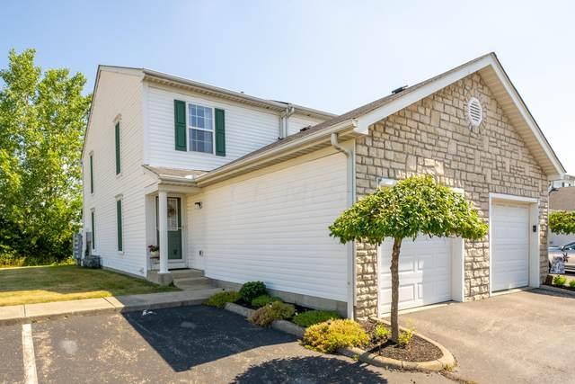 4584 Parrau Drive 74A, Columbus, OH 43228 (MLS #221024836) :: Signature Real Estate