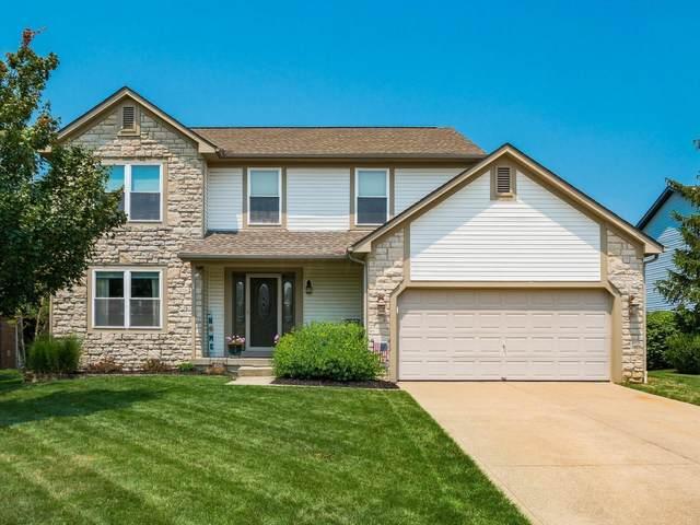 400 Glenside Lane, Powell, OH 43065 (MLS #221024868) :: MORE Ohio