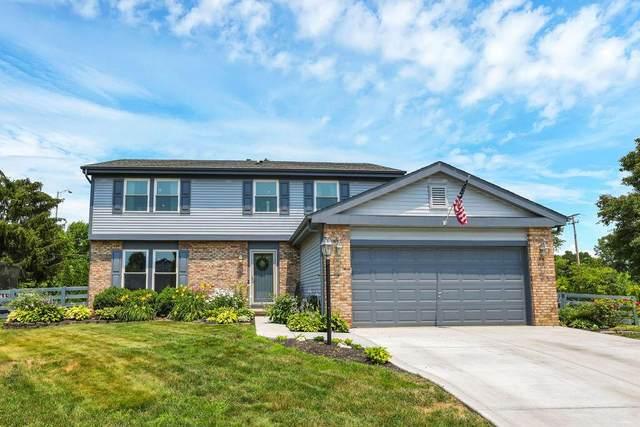 7778 Glenhollow Court, Columbus, OH 43235 (MLS #221024881) :: Signature Real Estate