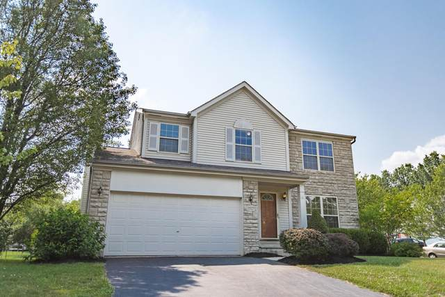 5527 Bullfinch Drive, Westerville, OH 43081 (MLS #221024896) :: 3 Degrees Realty