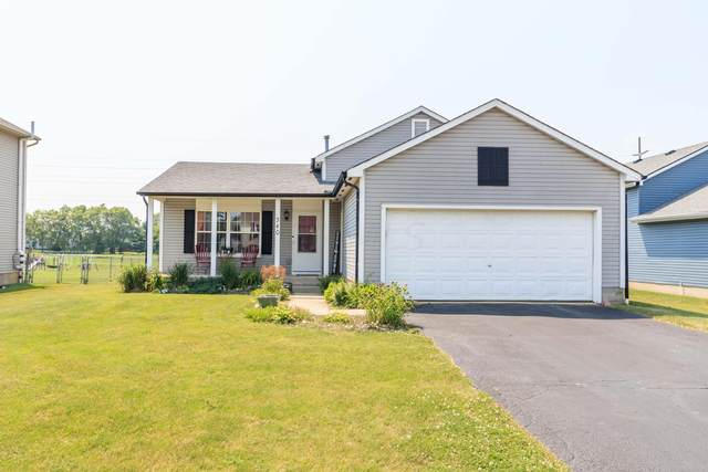 540 Carriage Drive, Plain City, OH 43064 (MLS #221024942) :: Berkshire Hathaway HomeServices Crager Tobin Real Estate