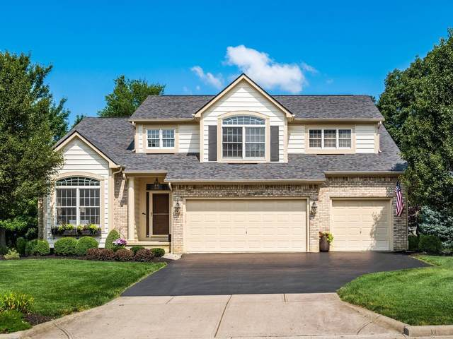 6268 Commonwealth Drive, Westerville, OH 43082 (MLS #221024984) :: Signature Real Estate