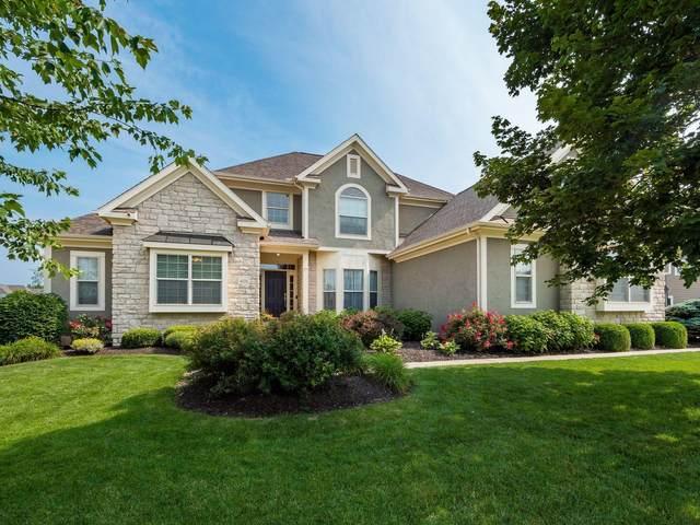 4176 Bangle Court, Dublin, OH 43016 (MLS #221024985) :: Signature Real Estate
