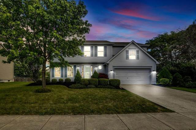 5888 Collier Hill Drive, Hilliard, OH 43026 (MLS #221025012) :: Berkshire Hathaway HomeServices Crager Tobin Real Estate