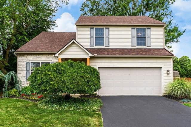 2595 Westrock Drive, Hilliard, OH 43026 (MLS #221025013) :: Berkshire Hathaway HomeServices Crager Tobin Real Estate